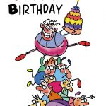 Free Printable Funny Birthday Greeting Card | Gifts To Make | Free   Free Printable Funny Birthday Cards For Adults