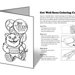 Free Printable Get Well Cards To Color   Printable Cards   Free Printable Get Well Cards