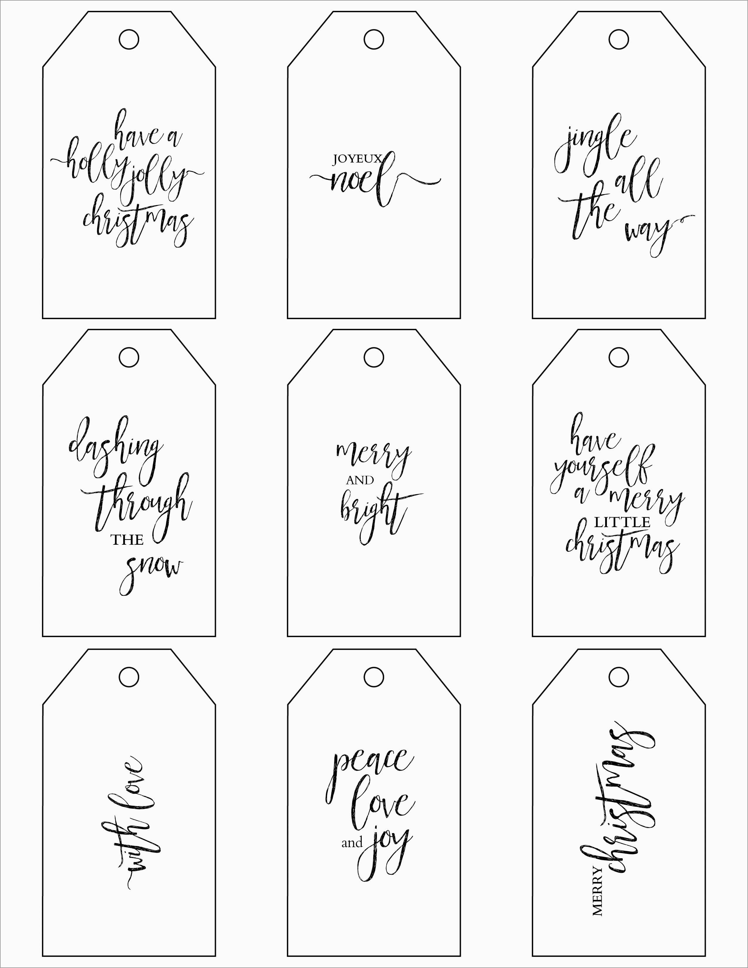 Free Printable Gift Tag Templates For Word Astonishing Free - Free Printable Gift Tags Templates