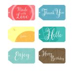 Free Printable Gift Tags | Babble   Free Printable Gift Tags