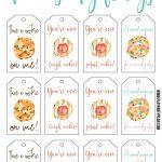 Free Printable Gift Tags With Fun Diy Gift Baskets! Great Handmade   Diy Gift Tags Free Printable