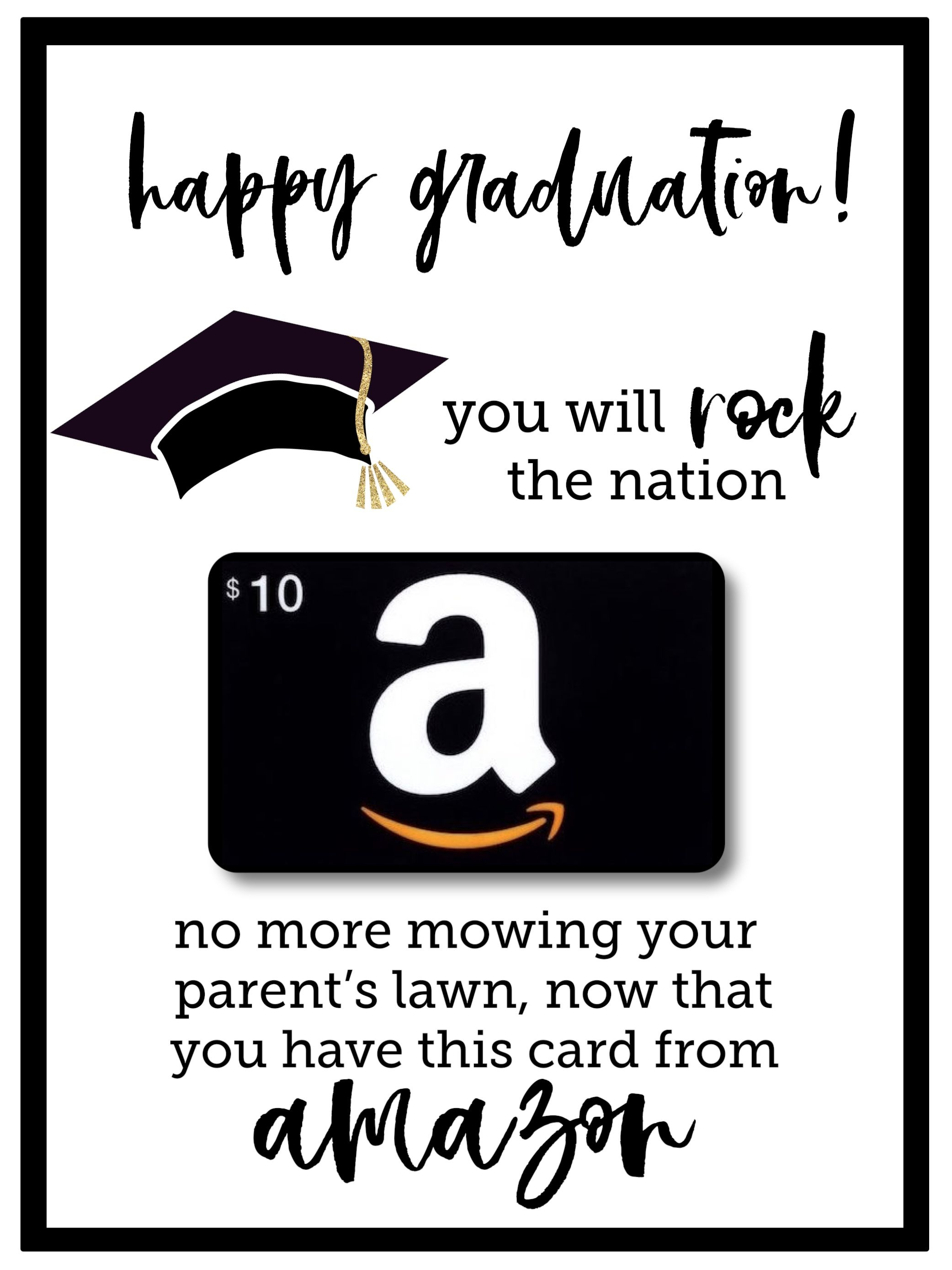 Free Printable Graduation Card | Gifts | Graduation Cards, Free - Graduation Cards Free Printable Funny