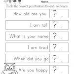 Free Printable Grammar Worksheet For Kids For Kindergarten   Free Printable Grammar Worksheets