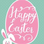 Free Printable Happy Easter Cards – Happy Easter & Thanksgiving 2018   Free Printable Easter Cards To Print
