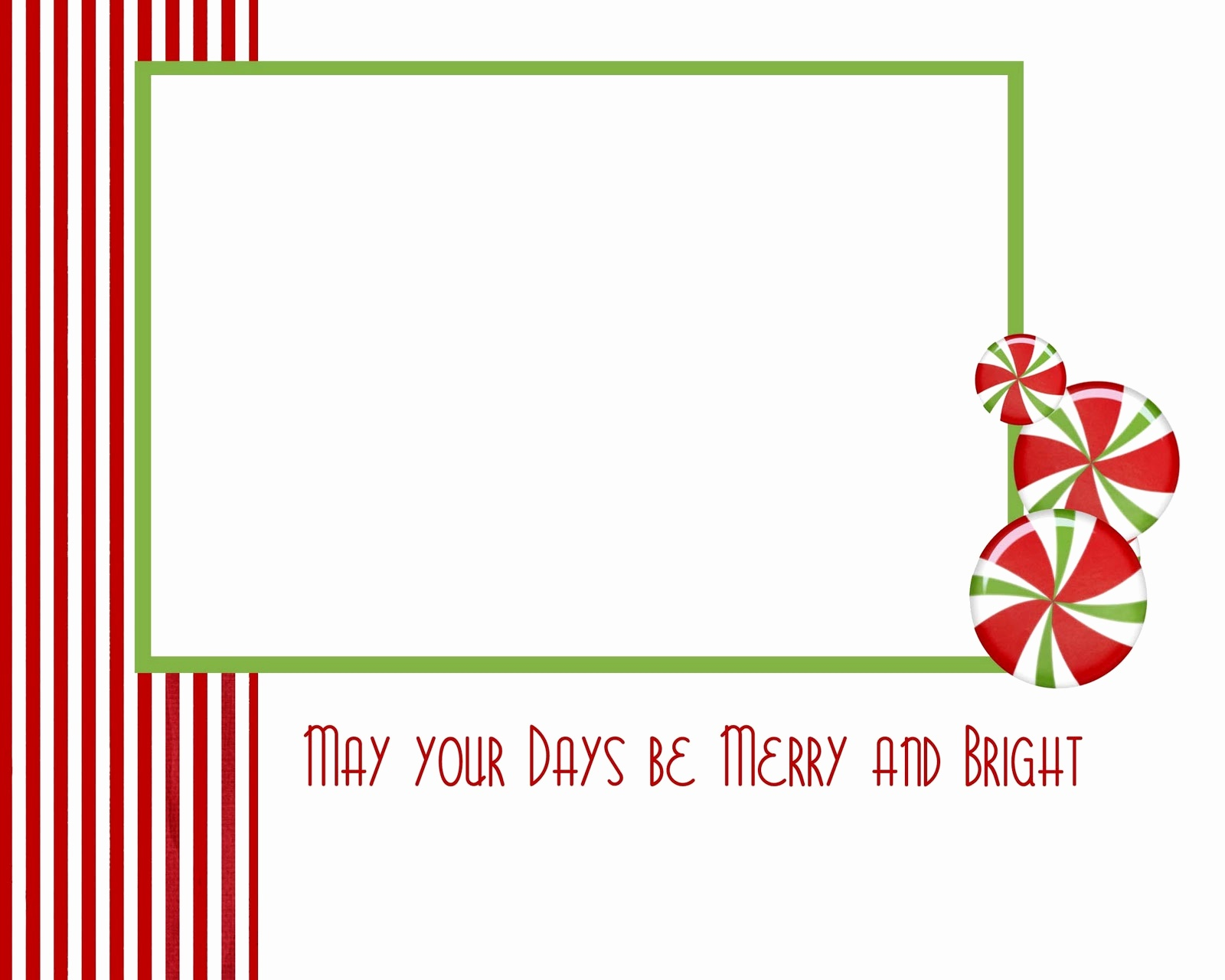 Free Printable Holiday Photo Card Templates Best Of Christmas Card - Free Printable Christmas Card Templates