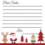Free Printable Holiday Wish List For Kids | Making Lemonade   Free Printable Christmas List
