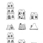 Free Printable House Templates | Printables | New Home Cards, House   Welcome Home Cards Free Printable