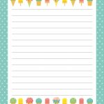 Free Printable Letter Paper | Printables To Go | Free Printable   Free Printable Writing Paper