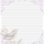 Free Printable Lined Stationary | Printable Writing Paper (67)   Free Printable Golf Stationary