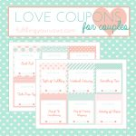 Free Printable Love Coupons For Couples   Fulfilling Your Vows   Free Printable Love Coupons