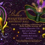 Free Printable Mardi Gras Invitation | Misc | Masquerade Invitations   Free Printable Mardi Gras Invitations