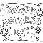 Free Printable Mothers Day Coloring Pages For Kids | Cool2Bkids   Free Printable Mothers Day Coloring Cards