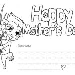 Free Printable Mothers Day Coloring Pages For Kids   Free Printable Mothers Day Coloring Cards