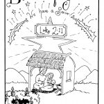 Free Printable Nativity Coloring Pages For Kids   Best Coloring   Free Printable Christmas Baby Jesus Coloring Pages