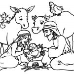 Free Printable Nativity Coloring Pages For Kids – Best Coloring – Free Printable Pictures Of Nativity Scenes