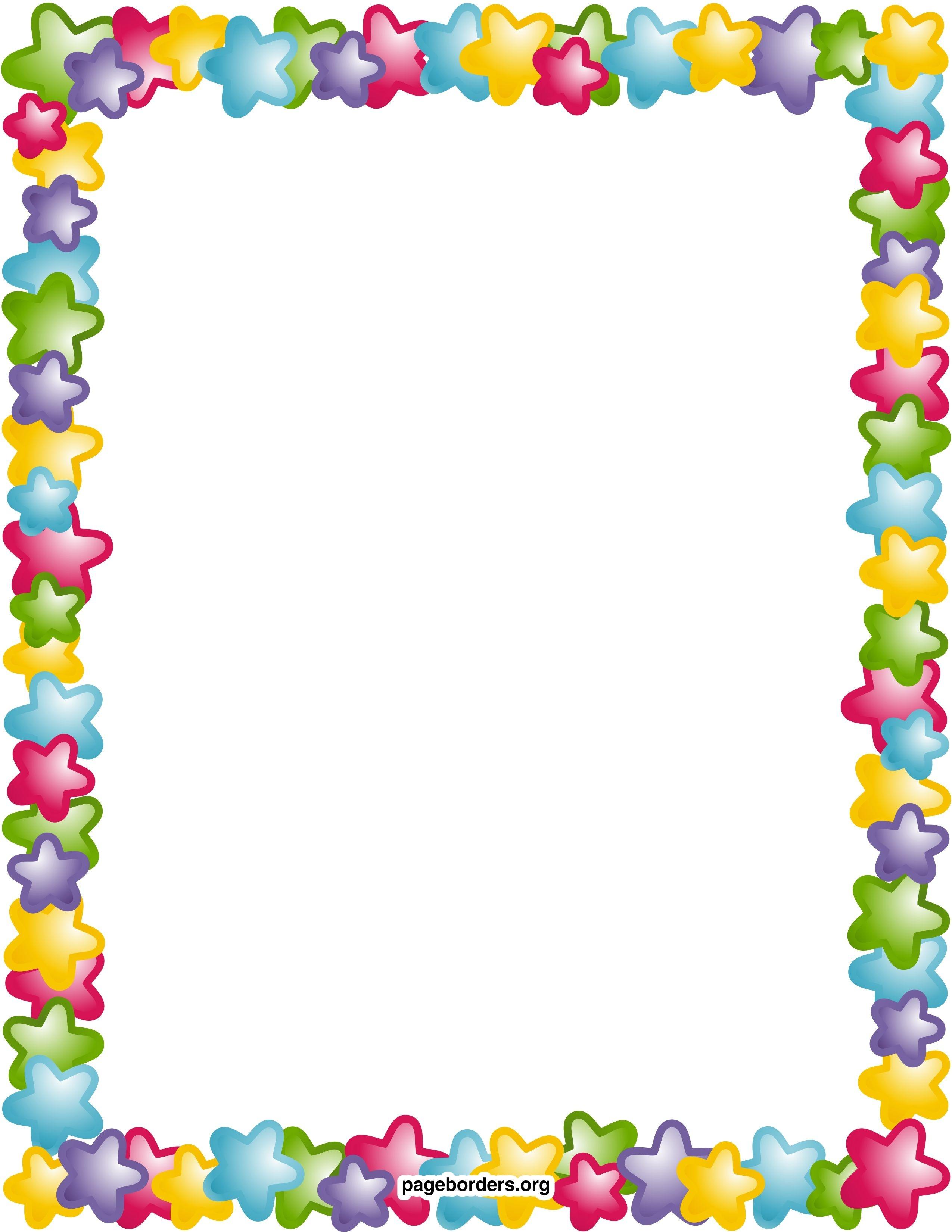 Free Printable Page Borders And Frames Image Gallery - Photonesta - Free Printable Page Borders