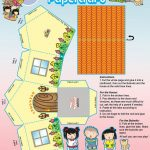 Free Printable Papercraft House~Pammylim On Deviantart | 1:6 Toy   Printable Paper Crafts Free