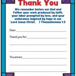 Free Printable   Pastor Appreciation Cards! | Printables   Volunteer   Free Printable Volunteer Thank You Cards