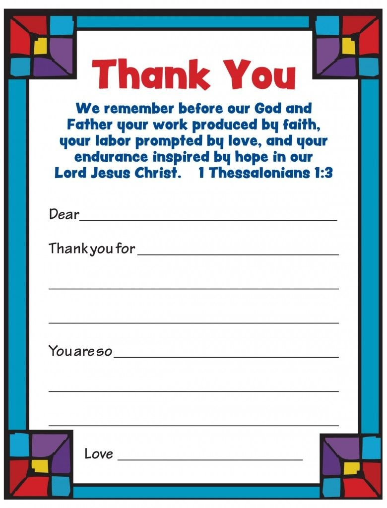 Free Printable - Pastor Appreciation Cards! | Printables - Volunteer - Free Printable Volunteer Thank You Cards