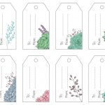 Free Printable .pdf Gift Tags | Maggie Stilwell Design   Free Printable Gift Tags