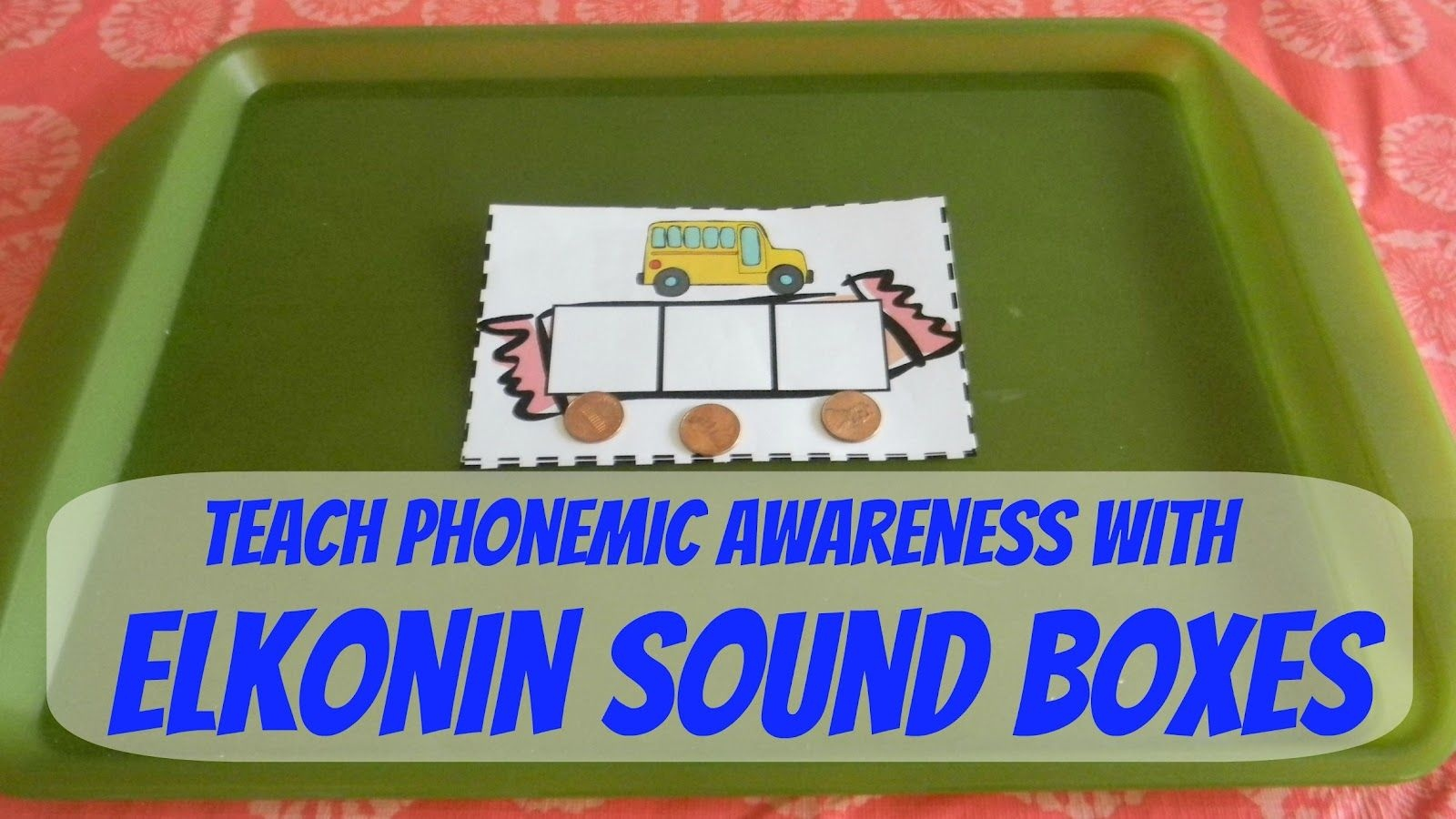 Free Printable Phonics Activity: Elkonin Boxes | Kid Blogger Network - Free Printable Elkonin Boxes