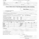 Free Printable Physical Exam Forms (64+ Images In Collection) Page 2   Free Printable Physical Exam Forms
