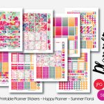 Free Printable Planner Stickers – Planner Addiction   Free Printable Stickers