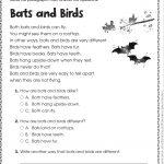 Free Printable Reading Comprehension Worksheets For Kindergarten   Third Grade Reading Worksheets Free Printable