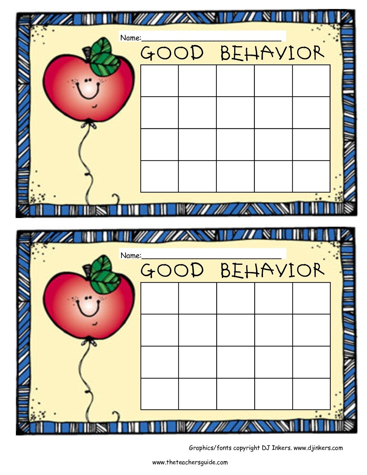 Free Printable Reward And Incentive Charts - Reward Charts For Toddlers Free Printable