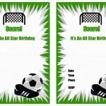 Free Printable Soccer Birthday Party Invitations | Birthday Party   Free Printable Soccer Birthday Invitations