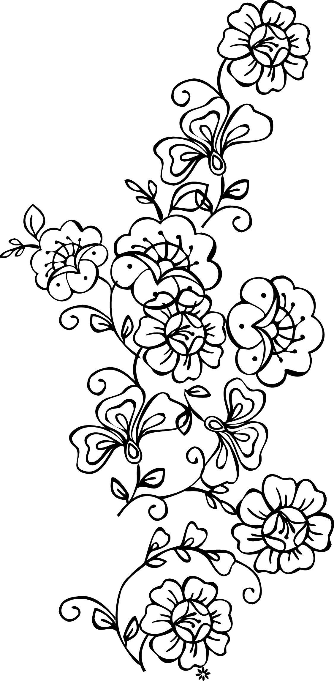Free Printable Stencils Of Trees | Stencils Designs Free Printable - Free Printable Stencil Patterns