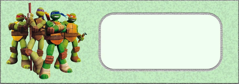 Free Printable Teenage Mutant Ninja Turtle Invitation Card   Coolest - Free Printable Ninja Turtle Birthday Invitations