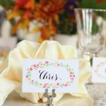 Free Printable Thanksgiving Place Cards   Natalie Malan   Free Printable Thanksgiving Place Cards