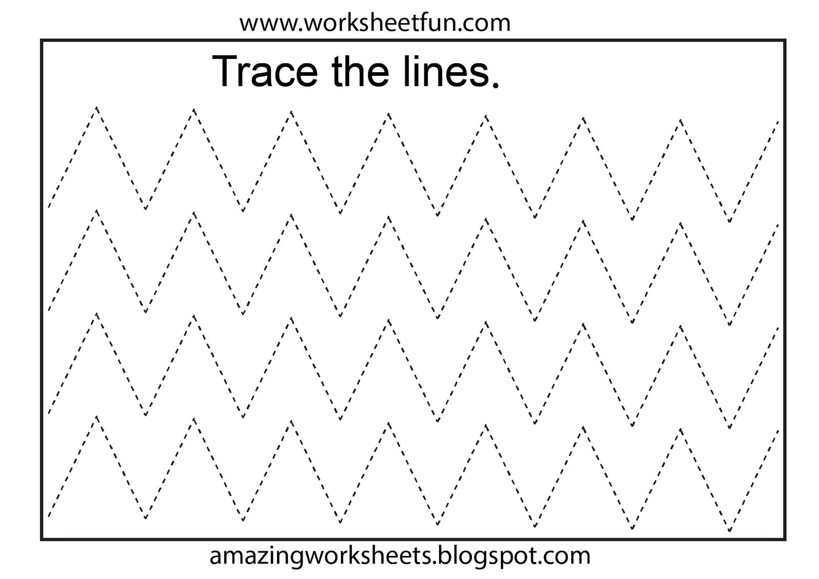 Free Printable Tracing Worksheets Preschool | Preschool Worksheets - Free Printable Name Tracing Worksheets For Preschoolers