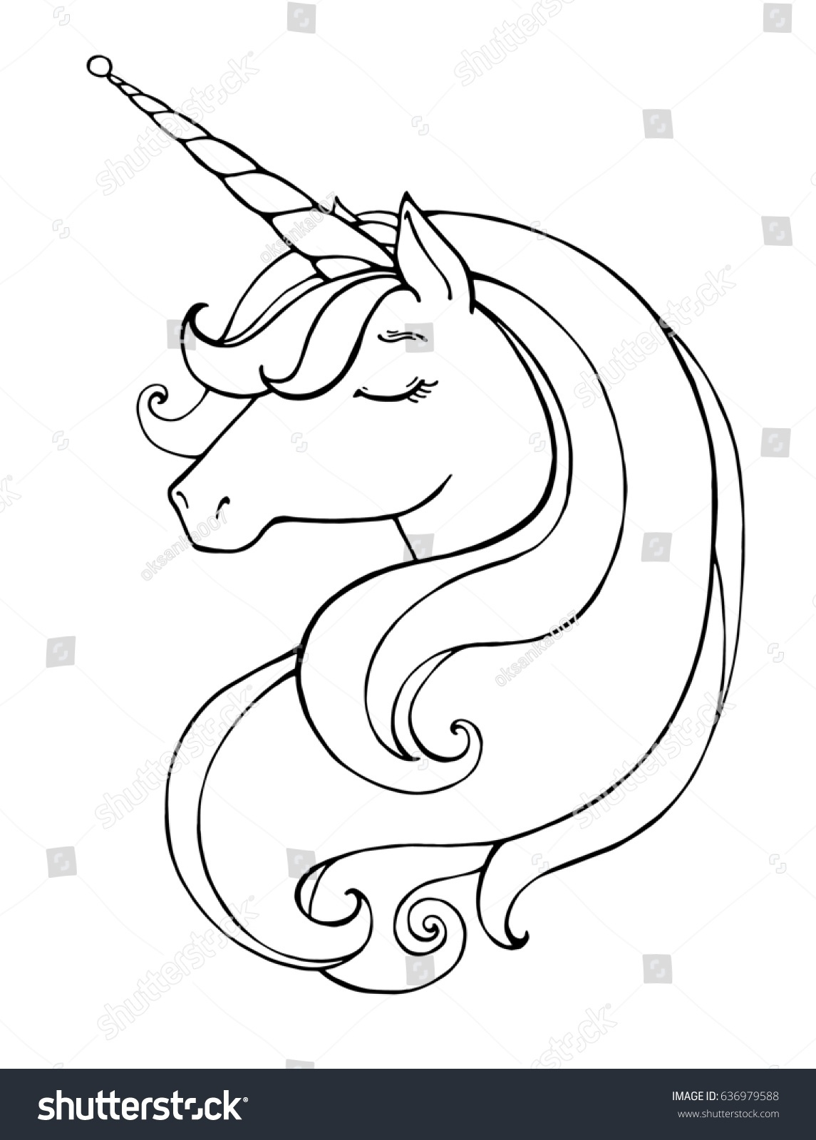 Free Printable Unicorn Coloring Pages - Coloring Pages For Kids - Free Printable Unicorn Coloring Pages
