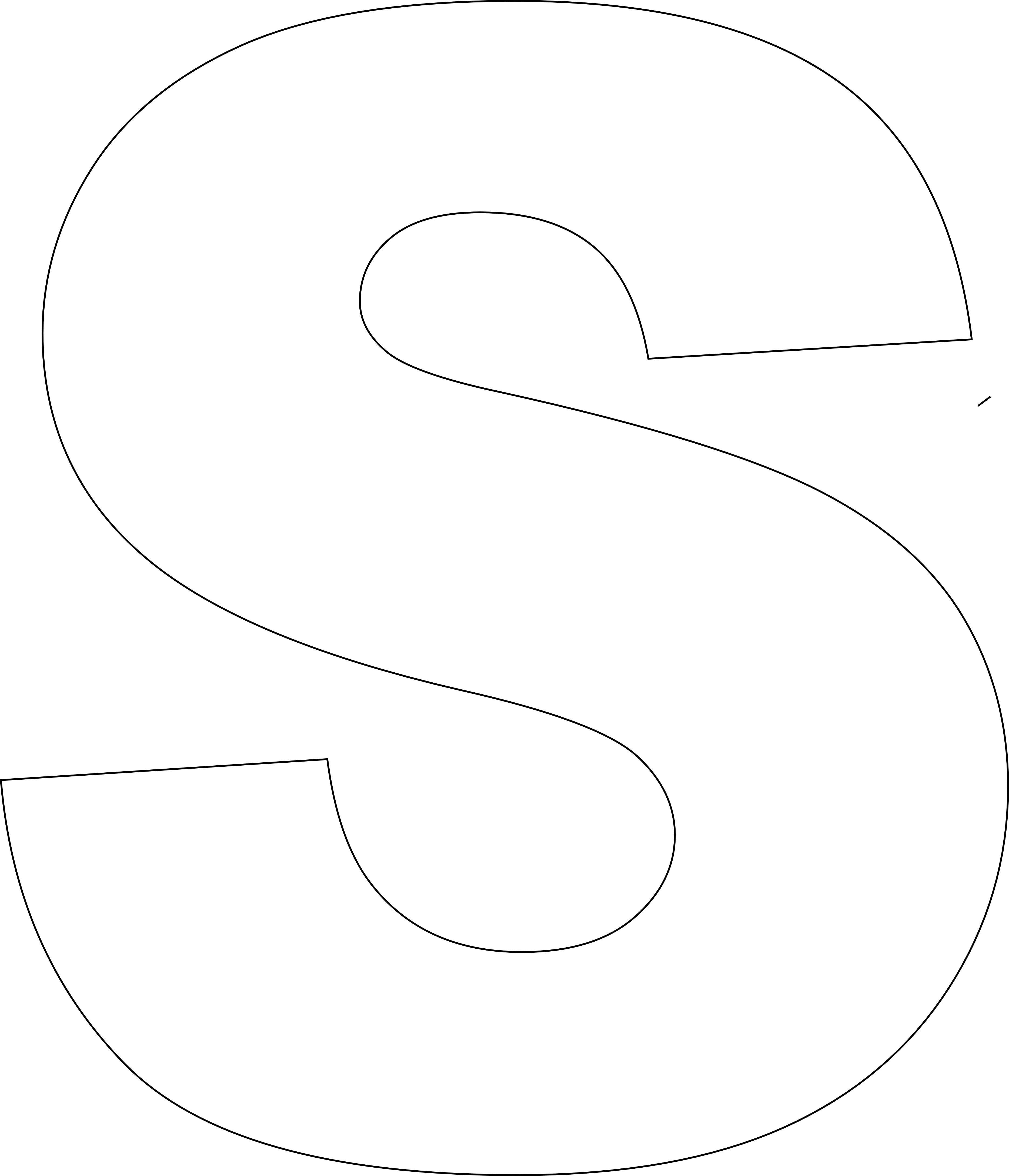 Free Printable Upper Case Alphabet Template | Craft Ideas | Alphabet - Free Printable Letter Templates