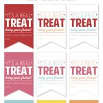 Free Printable Valentine's Treat Tags   Yellow Bliss Road   Free Printable Valentine Tags