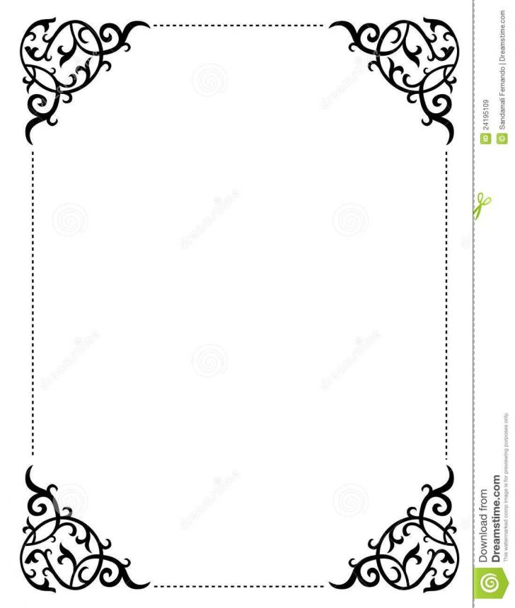 Free Printable Wedding Scrolls