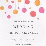 Free Printable Wedding Invitations | Popsugar Smart Living   Free Printable Wedding Invitations