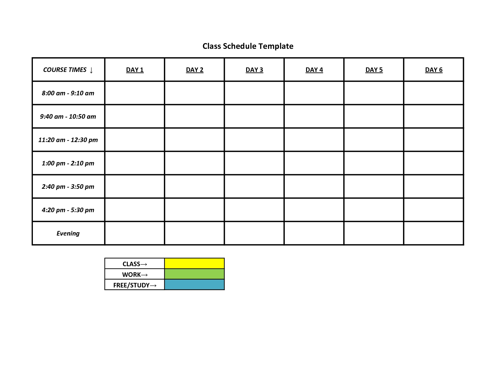 Free Printable Work Schedule Template Employee Maker App Weekly - Free Printable Work Schedule Maker