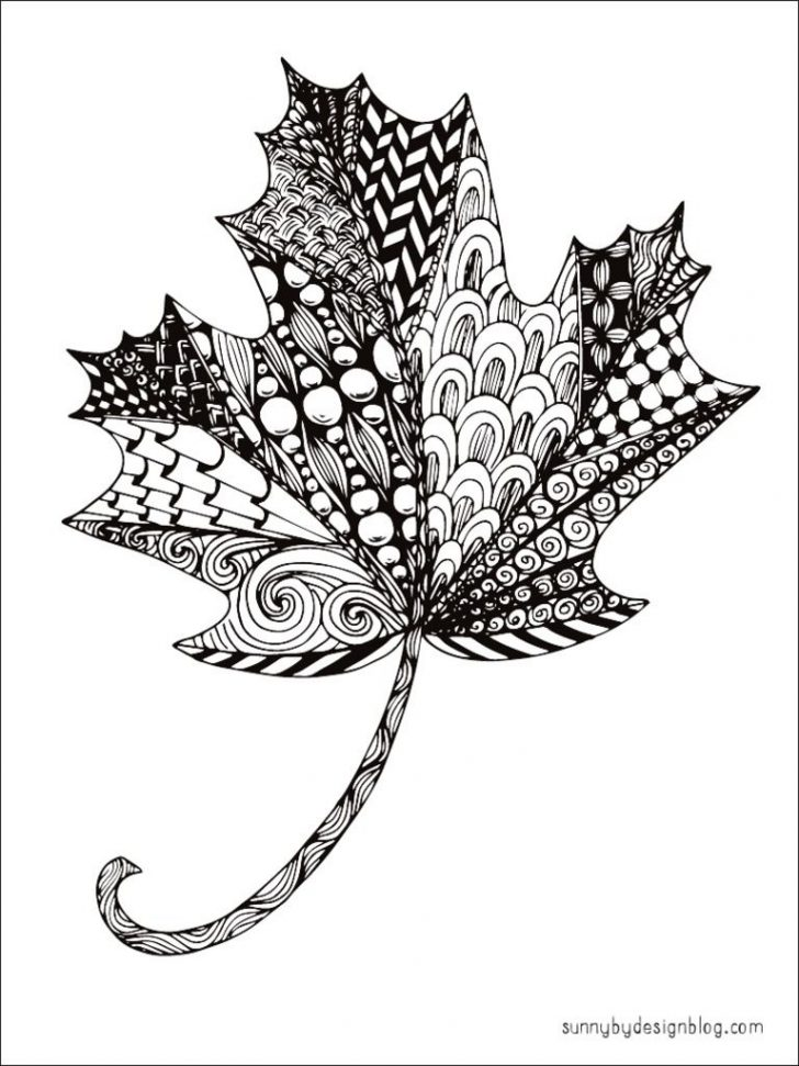 Free Printable Pictures Of Autumn Leaves