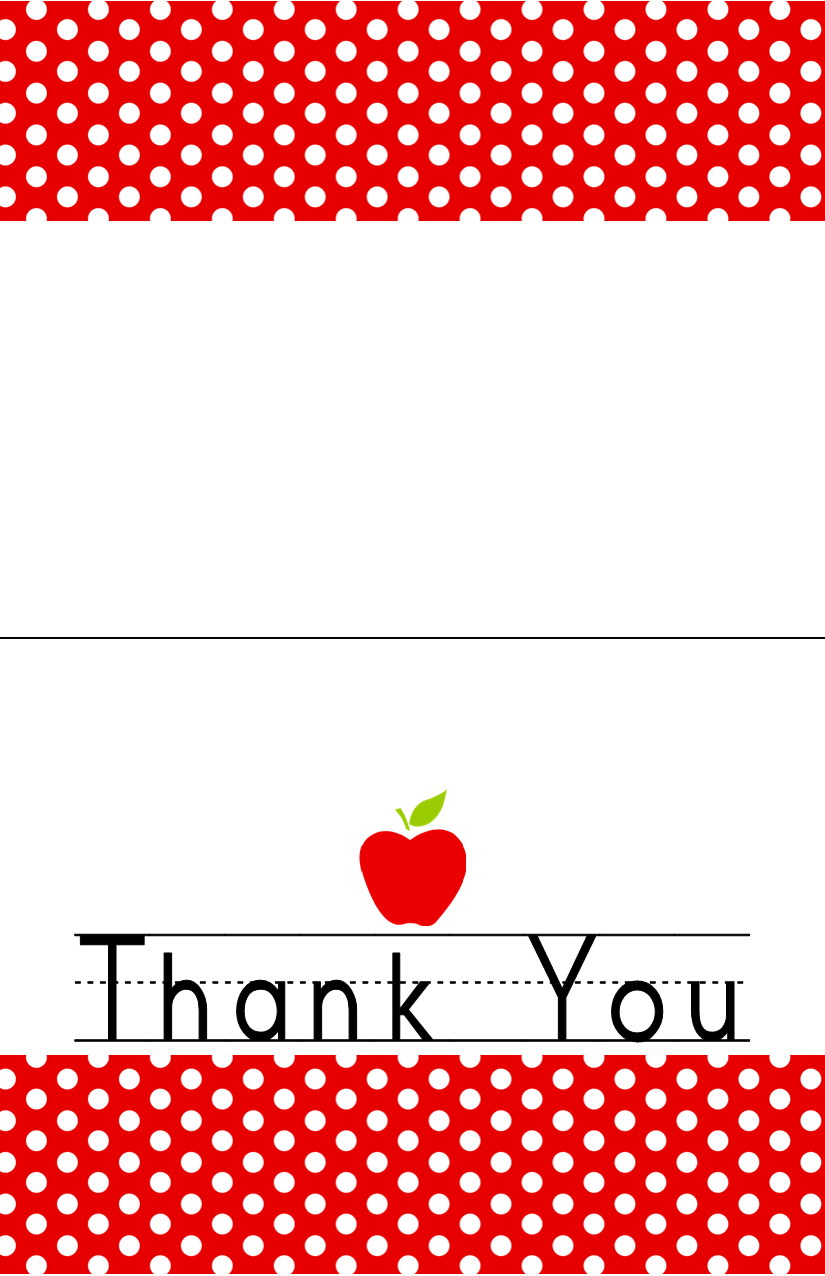Free Printableend Of The Year Thank You Cards And Tags - Dimple - Free Printable Thank You Cards For Teachers