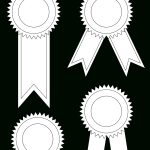 Free Ribbon Template, Download Free Clip Art, Free Clip Art On   Free Printable Ribbons