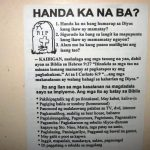 Free Tagalog Tracts | Street Preaching In The Philippines!   Free Printable Tracts For Evangelism