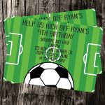 Free Thank You Cards Included Soccer Themed Customized | Etsy   Free Printable Soccer Thank You Cards
