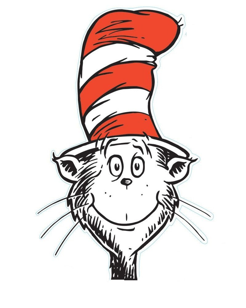 Free The Cat In The Hat Printables   Mysunwillshine   Animal - Free Printable Cat In The Hat Clip Art