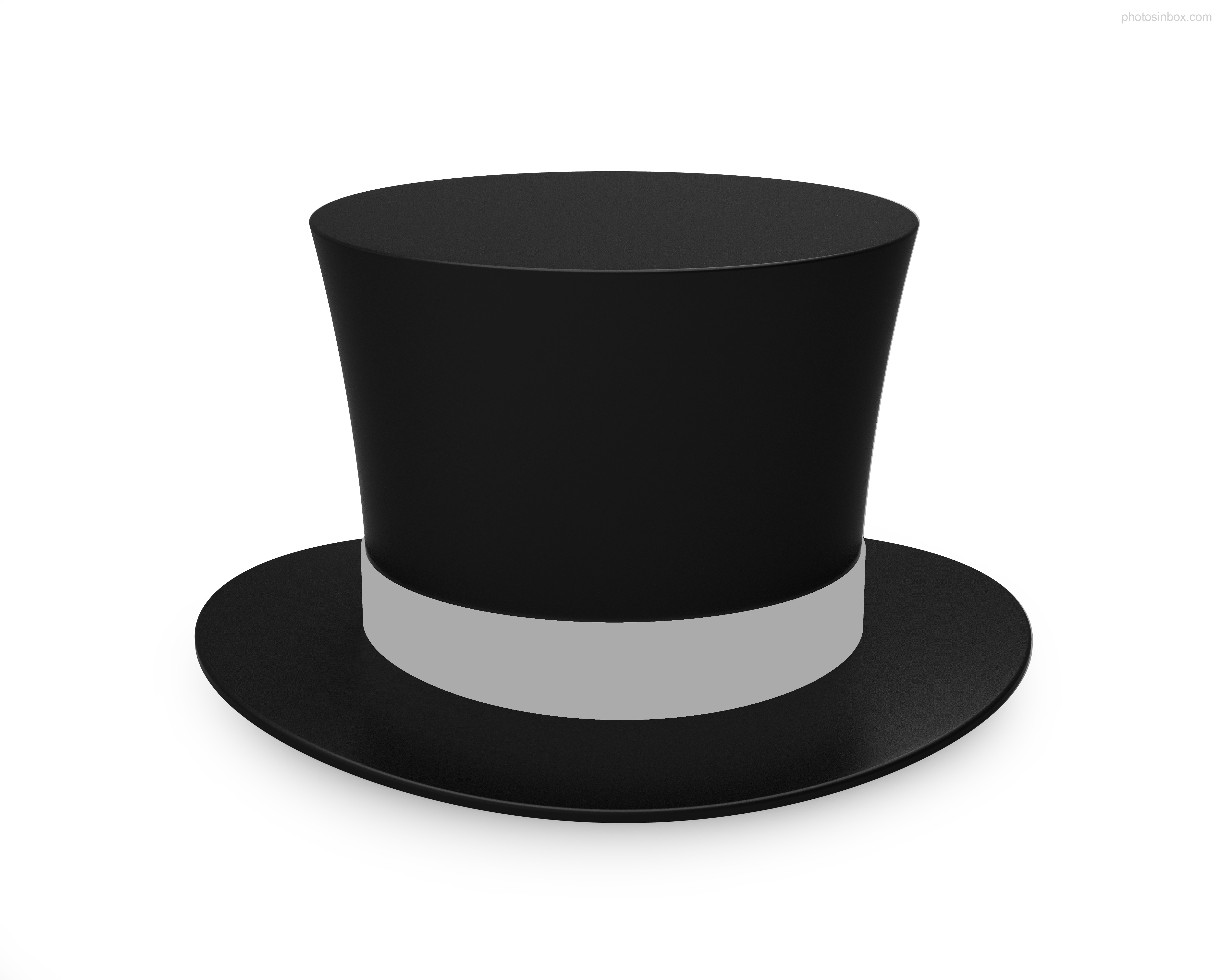 Free Top Hat Outline, Download Free Clip Art, Free Clip Art On - Free Printable Snowman Hat Templates