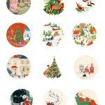 Free Vintage Tags |  Tags Page 1 791X1024 Free Printable Vintage   Free Printable Vintage Christmas Tags For Gifts