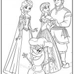 Frozen Coloring Page   Coloring Home   Free Printable Frozen Coloring Pages