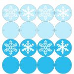 Frozen Party: Free Printables.   Oh My Fiesta! In English   Frozen Birthday Banner Printable Free